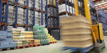 warehousing and distribution sector